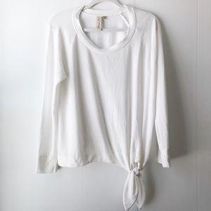 ALLISON JOY • Evereve Kellen Knot Sweatshirt